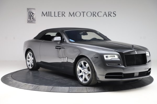 Used 2017 Rolls-Royce Dawn for sale Sold at Alfa Romeo of Greenwich in Greenwich CT 06830 21