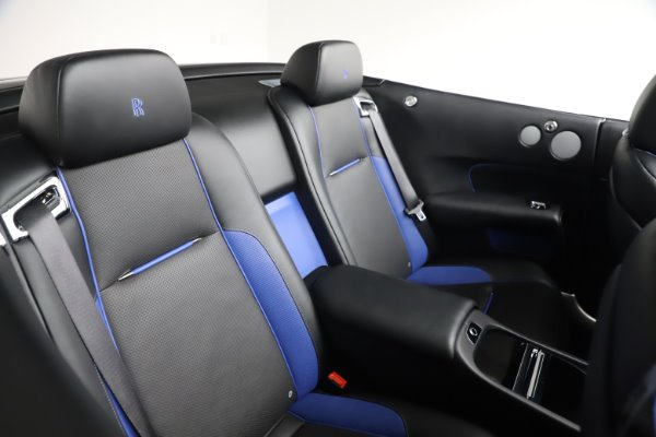 Used 2017 Rolls-Royce Dawn for sale Sold at Alfa Romeo of Greenwich in Greenwich CT 06830 28