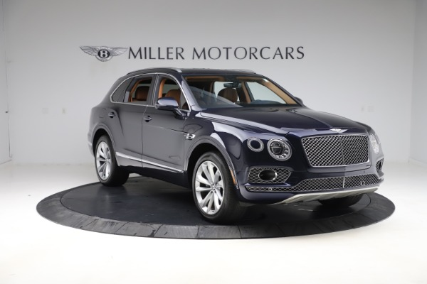 Used 2017 Bentley Bentayga W12 for sale $144,900 at Alfa Romeo of Greenwich in Greenwich CT 06830 11