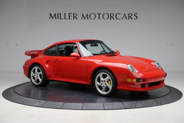 Used 1997 Porsche 911 Turbo S for sale $419,900 at Alfa Romeo of Greenwich in Greenwich CT 06830 11