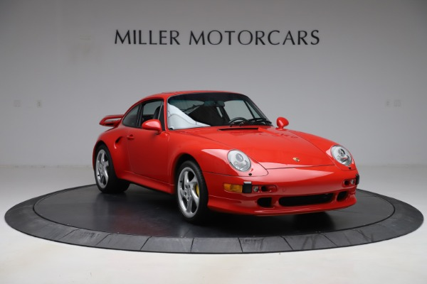 Used 1997 Porsche 911 Turbo S for sale $419,900 at Alfa Romeo of Greenwich in Greenwich CT 06830 12