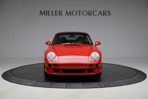 Used 1997 Porsche 911 Turbo S for sale $419,900 at Alfa Romeo of Greenwich in Greenwich CT 06830 13