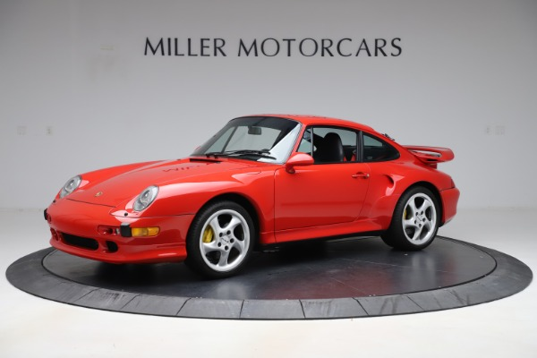 Used 1997 Porsche 911 Turbo S for sale $419,900 at Alfa Romeo of Greenwich in Greenwich CT 06830 2