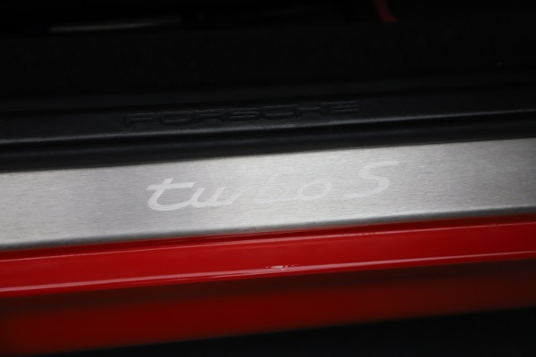 Used 1997 Porsche 911 Turbo S for sale $419,900 at Alfa Romeo of Greenwich in Greenwich CT 06830 24