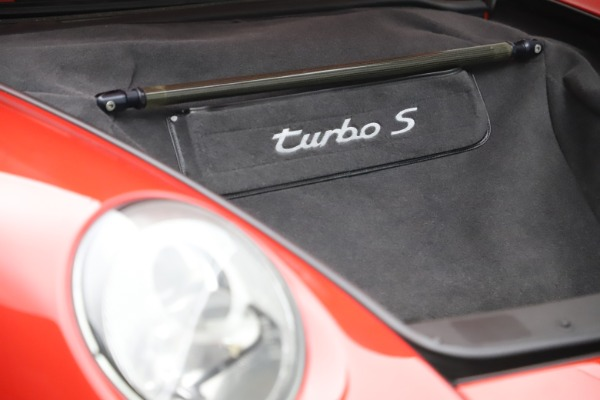 Used 1997 Porsche 911 Turbo S for sale $419,900 at Alfa Romeo of Greenwich in Greenwich CT 06830 26