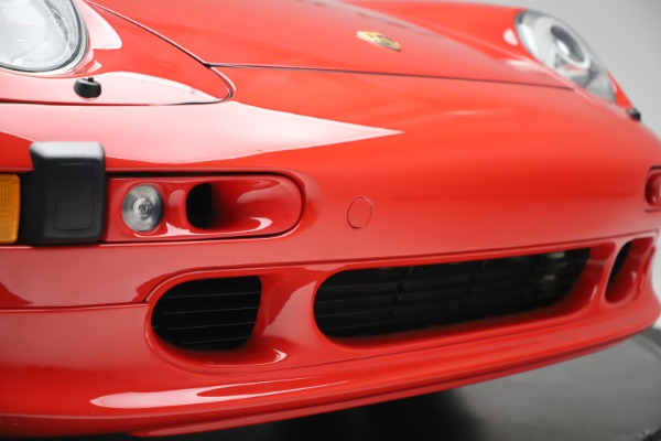 Used 1997 Porsche 911 Turbo S for sale $419,900 at Alfa Romeo of Greenwich in Greenwich CT 06830 27