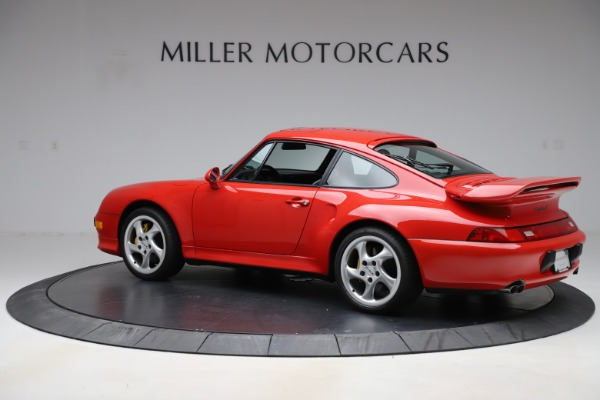 Used 1997 Porsche 911 Turbo S for sale $419,900 at Alfa Romeo of Greenwich in Greenwich CT 06830 4