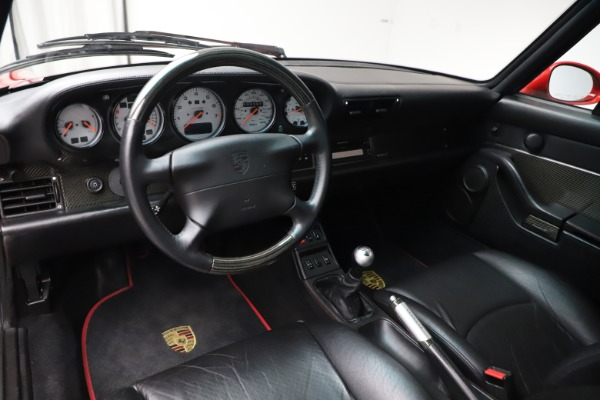 Used 1997 Porsche 911 Turbo S for sale $419,900 at Alfa Romeo of Greenwich in Greenwich CT 06830 5