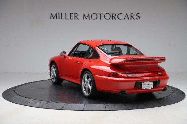 Used 1997 Porsche 911 Turbo S for sale $419,900 at Alfa Romeo of Greenwich in Greenwich CT 06830 6