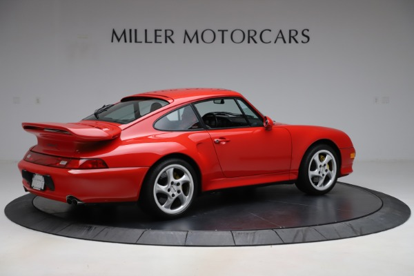 Used 1997 Porsche 911 Turbo S for sale $419,900 at Alfa Romeo of Greenwich in Greenwich CT 06830 9