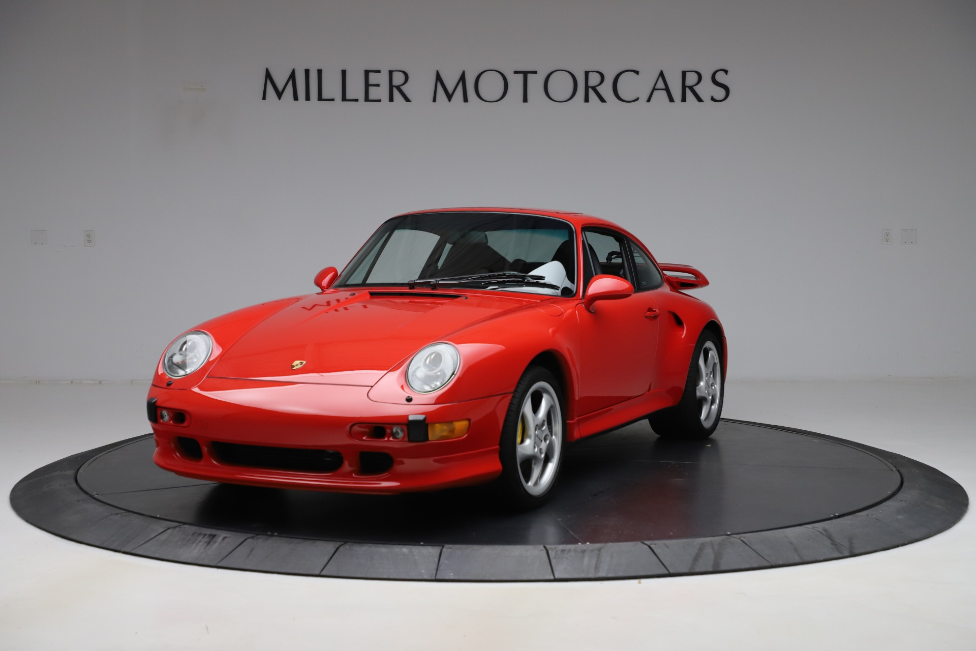 Used 1997 Porsche 911 Turbo S for sale $419,900 at Alfa Romeo of Greenwich in Greenwich CT 06830 1