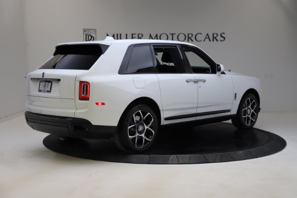 New 2020 Rolls-Royce Cullinan Black Badge for sale $451,625 at Alfa Romeo of Greenwich in Greenwich CT 06830 6
