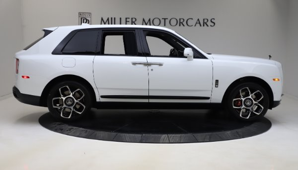 New 2020 Rolls-Royce Cullinan Black Badge for sale $451,625 at Alfa Romeo of Greenwich in Greenwich CT 06830 7