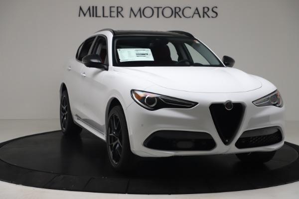 New 2020 Alfa Romeo Stelvio Sport Q4 for sale Sold at Alfa Romeo of Greenwich in Greenwich CT 06830 11
