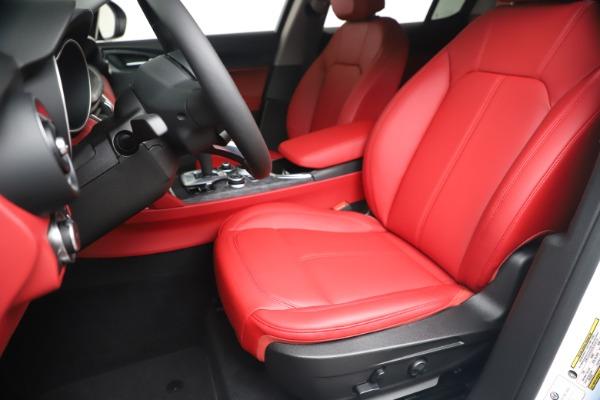 New 2020 Alfa Romeo Stelvio Sport Q4 for sale Sold at Alfa Romeo of Greenwich in Greenwich CT 06830 15