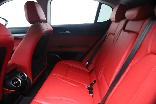 New 2020 Alfa Romeo Stelvio Sport Q4 for sale Sold at Alfa Romeo of Greenwich in Greenwich CT 06830 19