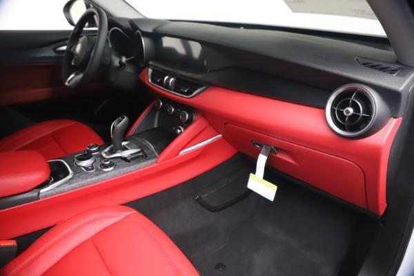 New 2020 Alfa Romeo Stelvio Sport Q4 for sale Sold at Alfa Romeo of Greenwich in Greenwich CT 06830 22