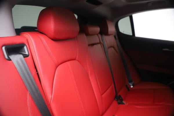 New 2020 Alfa Romeo Stelvio Sport Q4 for sale Sold at Alfa Romeo of Greenwich in Greenwich CT 06830 26