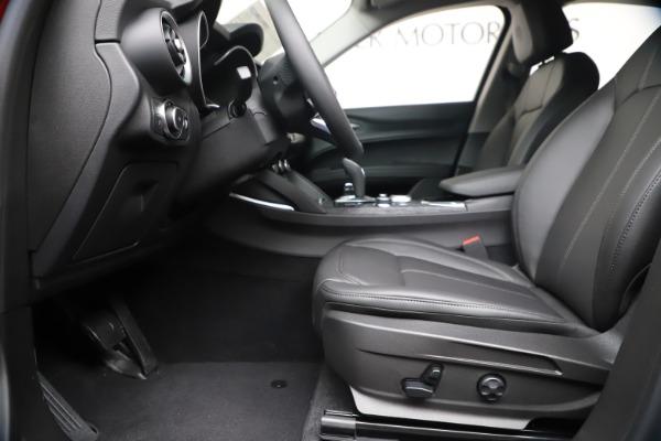 New 2020 Alfa Romeo Stelvio Q4 for sale $49,240 at Alfa Romeo of Greenwich in Greenwich CT 06830 14