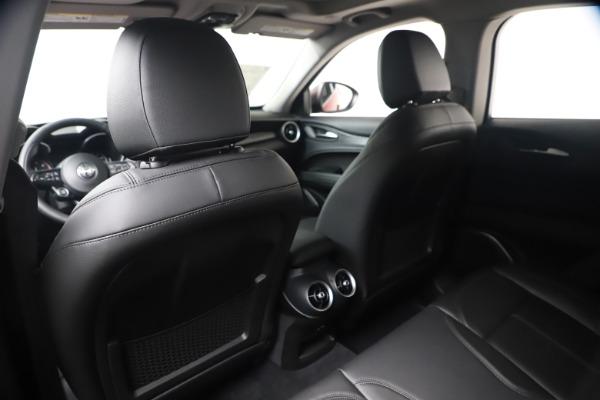 New 2020 Alfa Romeo Stelvio Q4 for sale $49,240 at Alfa Romeo of Greenwich in Greenwich CT 06830 20