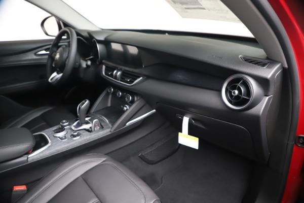 New 2020 Alfa Romeo Stelvio Q4 for sale $49,240 at Alfa Romeo of Greenwich in Greenwich CT 06830 22