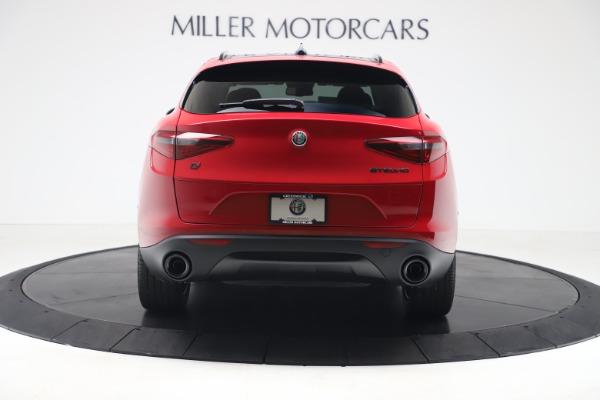 New 2020 Alfa Romeo Stelvio Q4 for sale $49,240 at Alfa Romeo of Greenwich in Greenwich CT 06830 6