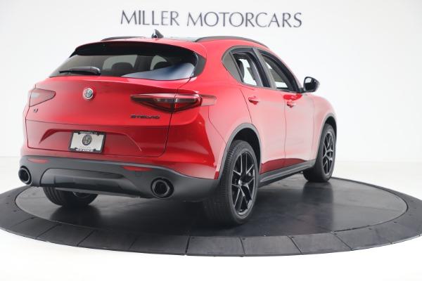 New 2020 Alfa Romeo Stelvio Q4 for sale $49,240 at Alfa Romeo of Greenwich in Greenwich CT 06830 7
