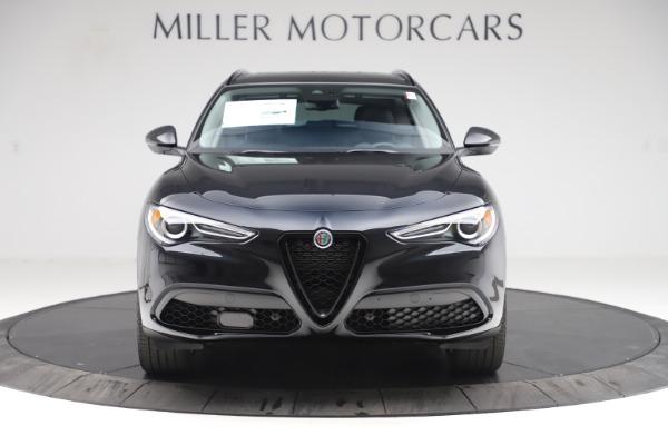New 2020 Alfa Romeo Stelvio Q4 for sale $49,840 at Alfa Romeo of Greenwich in Greenwich CT 06830 12