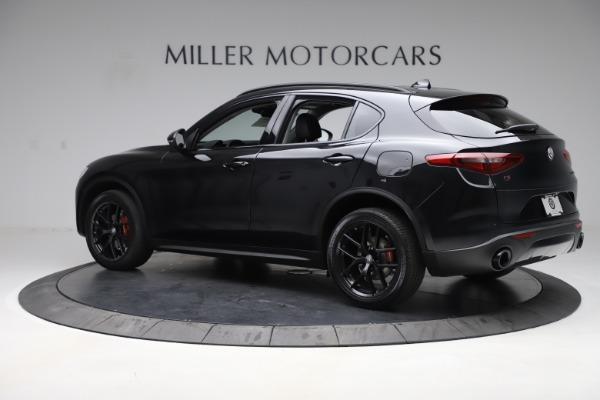 New 2020 Alfa Romeo Stelvio Q4 for sale $49,840 at Alfa Romeo of Greenwich in Greenwich CT 06830 4