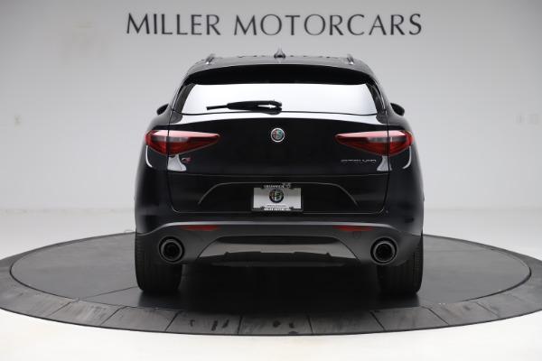 New 2020 Alfa Romeo Stelvio Q4 for sale $49,840 at Alfa Romeo of Greenwich in Greenwich CT 06830 6