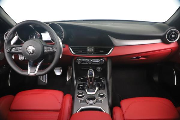 New 2020 Alfa Romeo Giulia Ti Sport Q4 for sale $56,440 at Alfa Romeo of Greenwich in Greenwich CT 06830 16