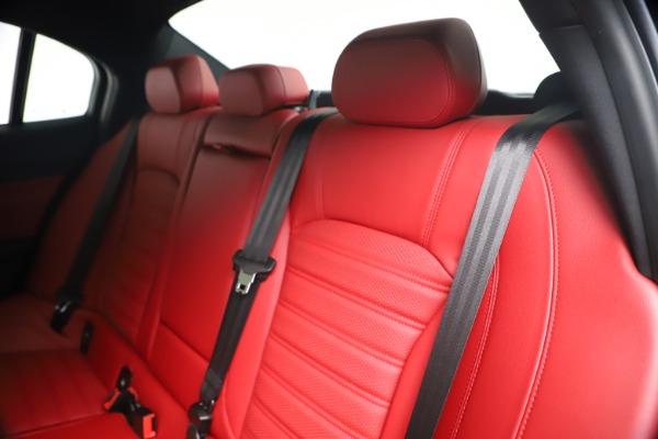 New 2020 Alfa Romeo Giulia Ti Sport Q4 for sale $56,440 at Alfa Romeo of Greenwich in Greenwich CT 06830 18