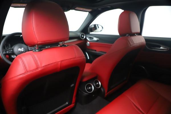 New 2020 Alfa Romeo Giulia Ti Sport Q4 for sale $56,440 at Alfa Romeo of Greenwich in Greenwich CT 06830 20