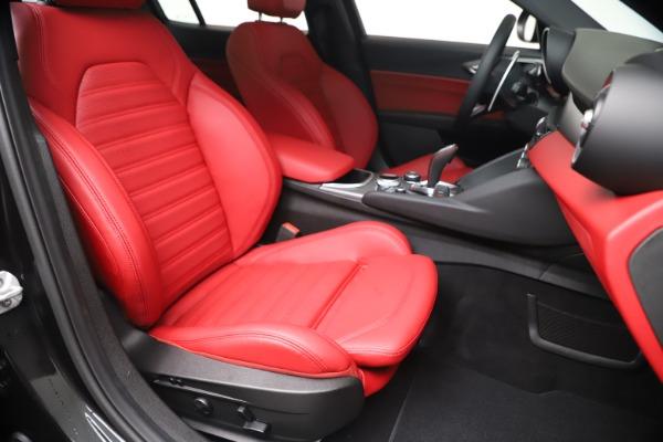 New 2020 Alfa Romeo Giulia Ti Sport Q4 for sale $56,440 at Alfa Romeo of Greenwich in Greenwich CT 06830 24