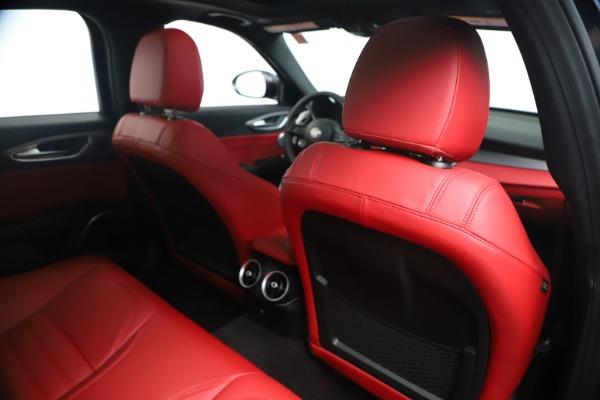 New 2020 Alfa Romeo Giulia Ti Sport Q4 for sale $56,440 at Alfa Romeo of Greenwich in Greenwich CT 06830 28