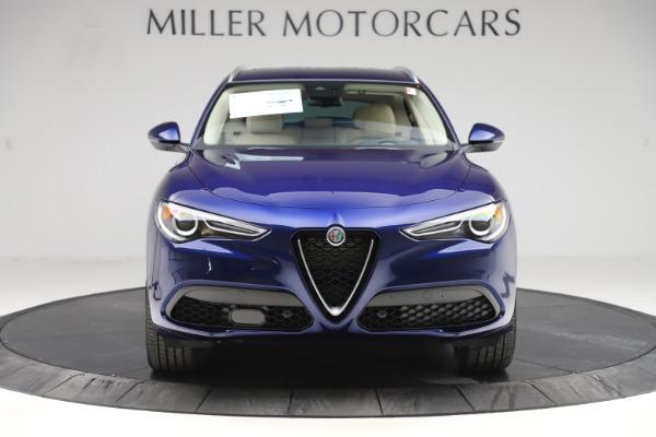 New 2020 Alfa Romeo Stelvio Ti Lusso Q4 for sale $55,790 at Alfa Romeo of Greenwich in Greenwich CT 06830 12