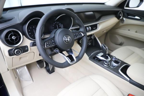 New 2020 Alfa Romeo Stelvio Ti Lusso Q4 for sale $55,790 at Alfa Romeo of Greenwich in Greenwich CT 06830 13