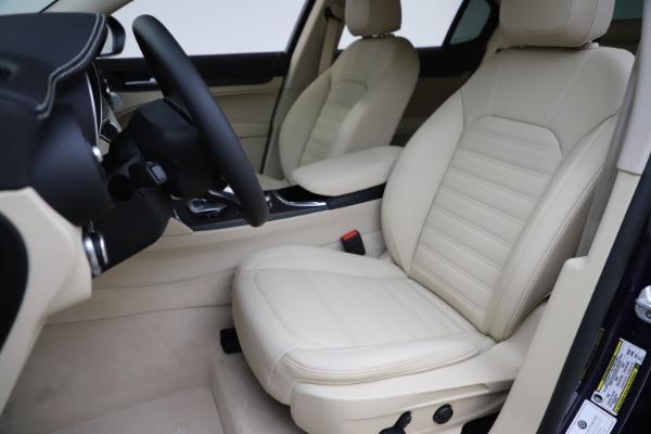 New 2020 Alfa Romeo Stelvio Ti Lusso Q4 for sale $55,790 at Alfa Romeo of Greenwich in Greenwich CT 06830 15