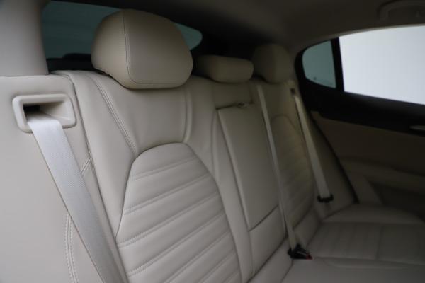 New 2020 Alfa Romeo Stelvio Ti Lusso Q4 for sale $55,790 at Alfa Romeo of Greenwich in Greenwich CT 06830 26