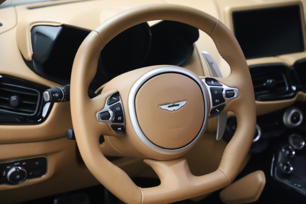 New 2020 Aston Martin Vantage Coupe for sale Sold at Alfa Romeo of Greenwich in Greenwich CT 06830 16