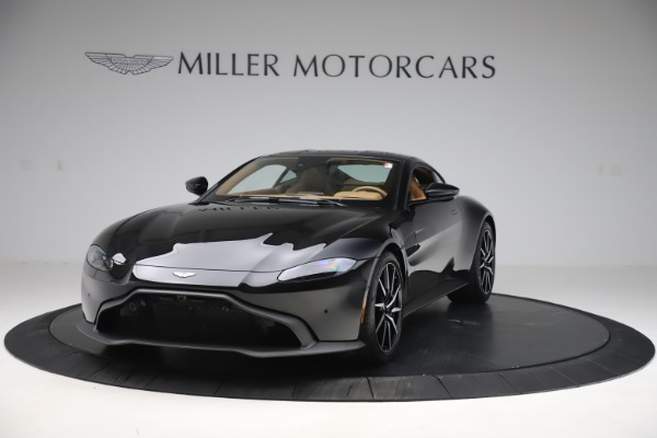 New 2020 Aston Martin Vantage Coupe for sale Sold at Alfa Romeo of Greenwich in Greenwich CT 06830 2