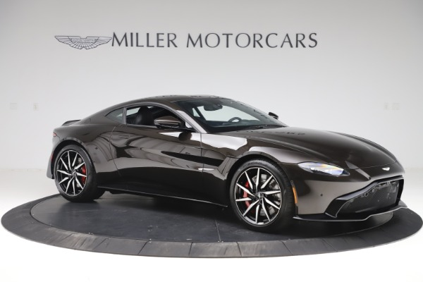 New 2020 Aston Martin Vantage Coupe for sale $184,787 at Alfa Romeo of Greenwich in Greenwich CT 06830 10