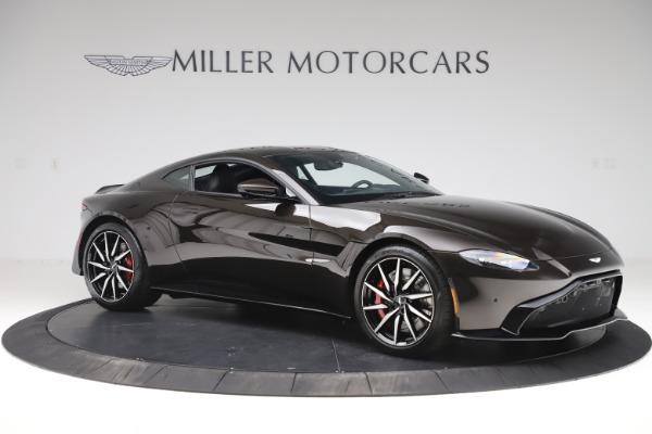 New 2020 Aston Martin Vantage for sale $184,787 at Alfa Romeo of Greenwich in Greenwich CT 06830 10