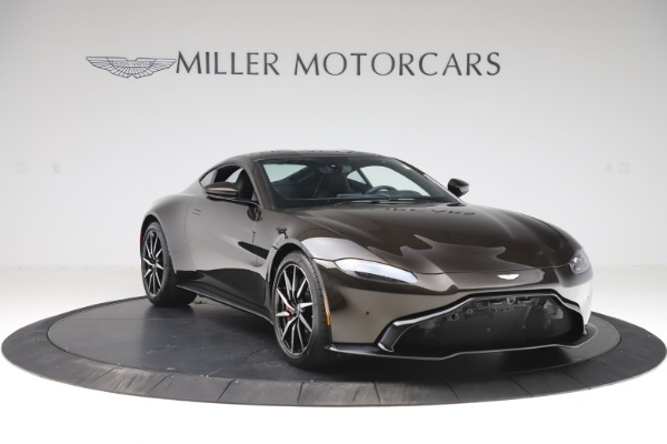 New 2020 Aston Martin Vantage Coupe for sale $184,787 at Alfa Romeo of Greenwich in Greenwich CT 06830 11