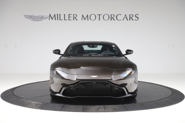 New 2020 Aston Martin Vantage Coupe for sale $184,787 at Alfa Romeo of Greenwich in Greenwich CT 06830 12
