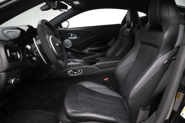 New 2020 Aston Martin Vantage for sale $184,787 at Alfa Romeo of Greenwich in Greenwich CT 06830 14