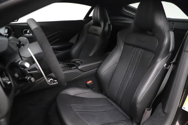New 2020 Aston Martin Vantage for sale $184,787 at Alfa Romeo of Greenwich in Greenwich CT 06830 15