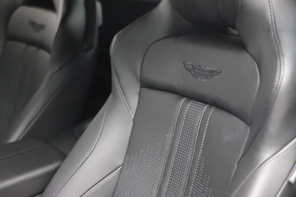 New 2020 Aston Martin Vantage for sale $184,787 at Alfa Romeo of Greenwich in Greenwich CT 06830 16