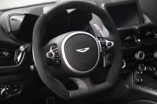 New 2020 Aston Martin Vantage for sale $184,787 at Alfa Romeo of Greenwich in Greenwich CT 06830 17