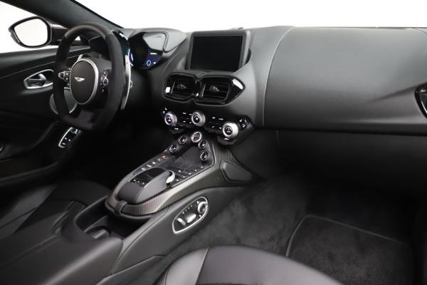 New 2020 Aston Martin Vantage for sale $184,787 at Alfa Romeo of Greenwich in Greenwich CT 06830 19